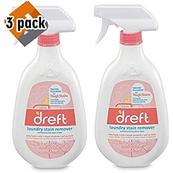 Amazon.com : Dreft Stain Remover, 22 Ounce (Pack of 2) : Baby
