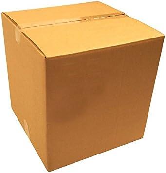 Rustiluz Pack 10 Cajas de cartón Grande. Doble 60 x 60 x 60 cm ...