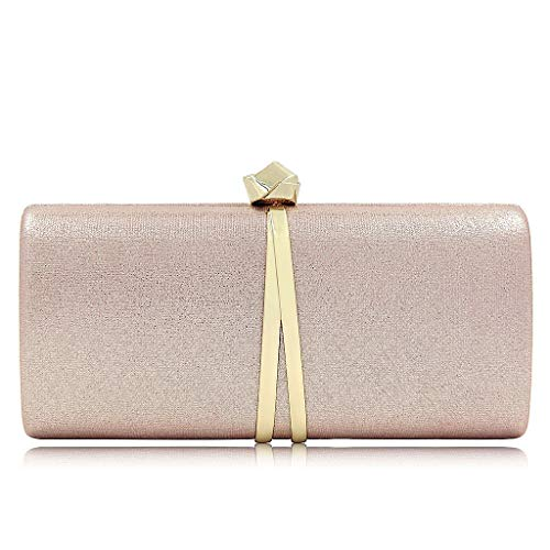 Rose pour fugenzhang femme Pochette M Taille OOUXrq