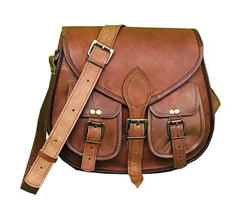 Leather Saddle bag, Small Leather Crossbody Purse for Women, Minimalist evening leather purse, Women leather purse…