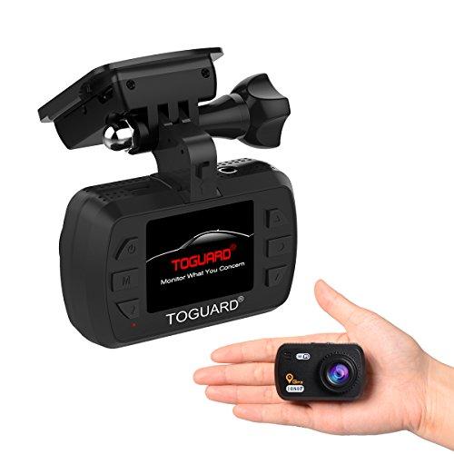 toguard car dash cam full hd 1080p dashboard camera. Black Bedroom Furniture Sets. Home Design Ideas