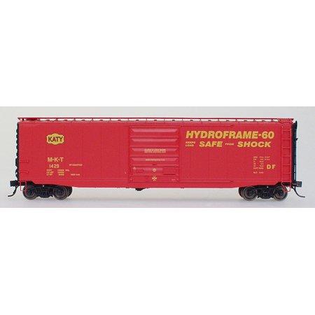 UPC 844201002810, HO RTR 50' Box MKT (6)