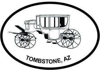 Amazon Com Vinyl Overlays 720 Stagecoach Tombstone Az