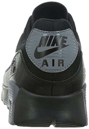 Nike Nero ginnastica cool Black Essential Black Grigio Scarpe Ultra W 90 da pr Pltnm Donna Air Max Grey rwqn8Hrv