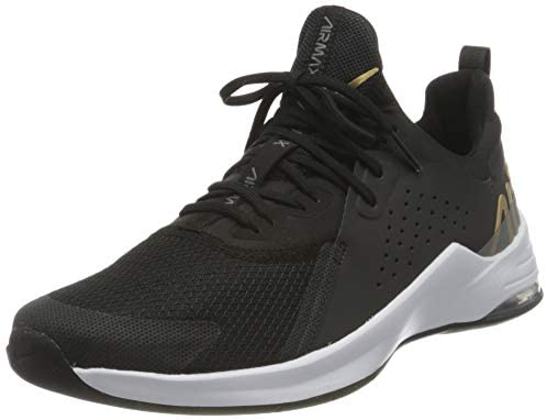 Nike Air Max Bella Tr 3 Sports Shoes Women Black/Gold Fitness/Training Shoes