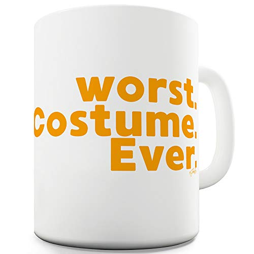Worst. Costume. Ever. 15 OZ Funny Mugs For Dad -