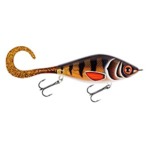 Hybrid Pike Lure Strike Pro Guppie 13.5cm 120g – Golden Perch