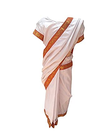 4066a19bd6 KFD Bengali Girl fancy Dress for kids,Indian State Traditional Wear Costume  for Annual function