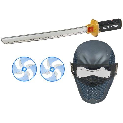 G.I. Joe Retaliation Snake Eyes Ninja Gear (Gi Joe Toy Sword)