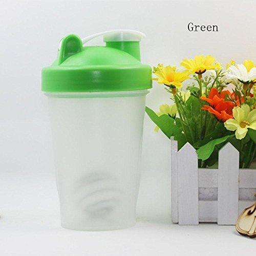 VDK Eau Gym Protéine My Sport mixeur Tasse Camping Fournitures Shaker Bouteille Tasse de boisson avec boule de mélange