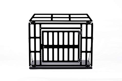ROCKY II dog gate for cars - fits all car brands and dog breeds 3