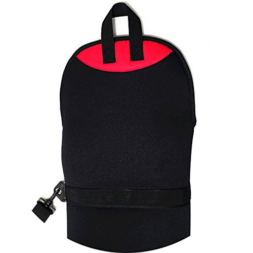 ShiningLove Padded Snowboard Bag Scratch-Resistant Snowboard Carrying Bag Monoboard Plate Protective Case