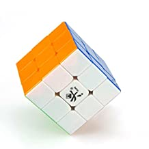 Dayan 5 ZhanChi 3x3x3 Speed Cube 6-Color Stickerless