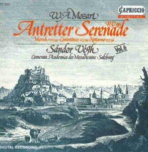 Mozart: Antretter Serenade