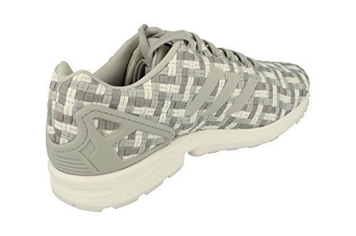 para Onix hombre S82748 Zx Originals Light Zapatillas Grey Flux adidas White qBIwXx