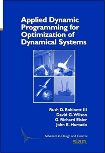 Applied Dynamic Programming for Optimization of Dynamical Systems