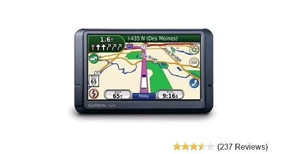 Garmin nuvi 465/465T 4 3-Inch Widescreen Bluetooth Trucking GPS Navigator  (Discontinued by Manufacturer)