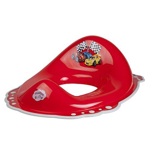 Maltex bébé Motif Cars Réducteur de toilette, Rouge Supreme Baby Limited BA0563