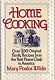 Home Cooking, Mary P. Wilde, 0883657910
