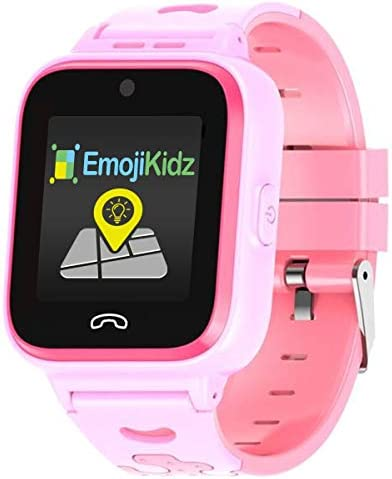 Latest and top rated 2020 Model 4G Kids Smartwatch Preinstalled SpeedTalk SIM Card GPS Locator 2-Way Face to Face Call Voice & Video Camera SOS Alarm Remote Monitoring Worldwide Coverage in 200 Countries [Ages 4-12] Pink with best price