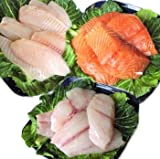 2 lbs. Each Snapper, Salmon, Tilapia