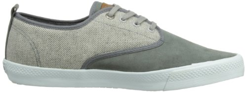 Gola Mens Falcon Tweed Mix Low-Top Light Grey Tweed/Grey discount official buy cheap online sale ebay discount low price YI5Ocq