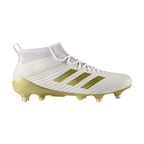 Adidas Predator Flare Sg Rugby Støvler Hvite