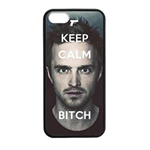 Breaking Bad Keep Calm pragmatic Laser Hard for For SamSung Galaxy S5 Phone Case Cover