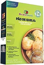 Mistura Para Pão de Queijo sem Glúten e Vegano - Grani Amici 200g