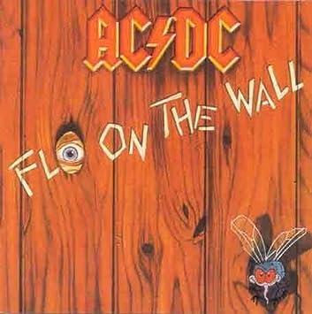 9e16309e0 AC DC - Fly on the Wall  Vinyl  - Amazon.com Music
