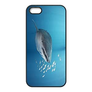 Magical Rhincodon typus Hight Quality Plastic Case for Iphone 5s