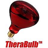 TheraBulb NIR-A Near Infrared Silicone Coated Safety Bulb - 250 Watt