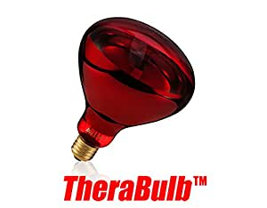 TheraBulb NIR-A Near Infrared Silicone Coated Safety Bulb - 250 Watt