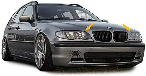 Carparts Online 10329 Scheinwerferblenden Set Mit Abe Auto