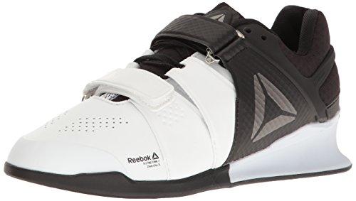 Reebok Kvindernes Legacylifter Sneaker Hvid / Sort / Tin 65S1H5HSkR