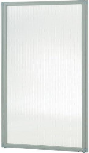 トラスコ中山(株) TRUSCO ローパーティション 全面半透明 W1200XH1765 TLP-1812F