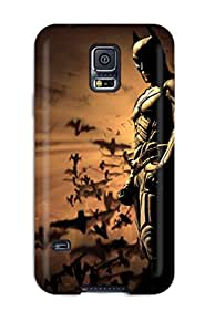 New Premium Kwesi Williams The Dark Knight Rises 36 Skin Case Cover Excellent Fitted For Galaxy S5