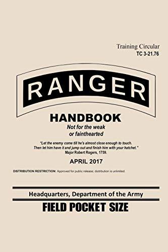 Pdf Test Preparation Ranger Handbook Training Circular TC 3-21.76: April 2017 Field Pocket Size