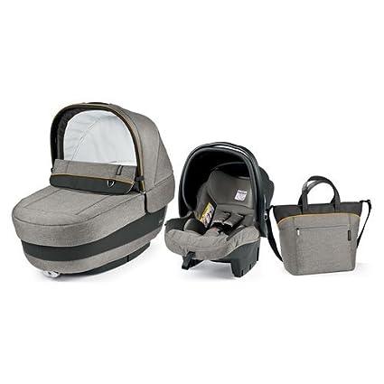 Peg Perego Elite - Set modular completo, color Luxe Grey ...