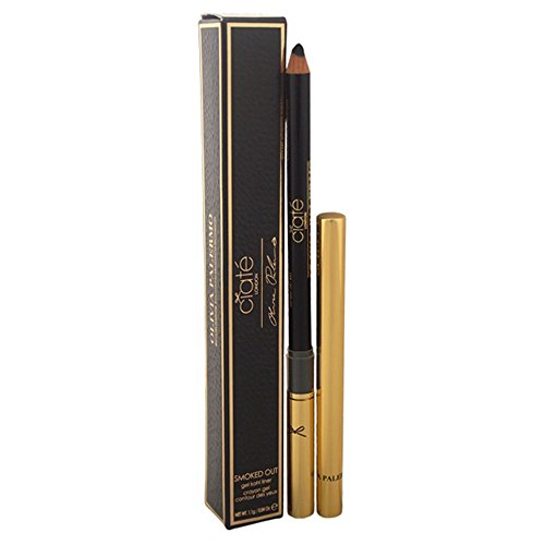 Ciate London Olivia Palermo Smoked Out Gel Kohl Eye Liner for Women, Black, 0.04 - Palermo Olivia