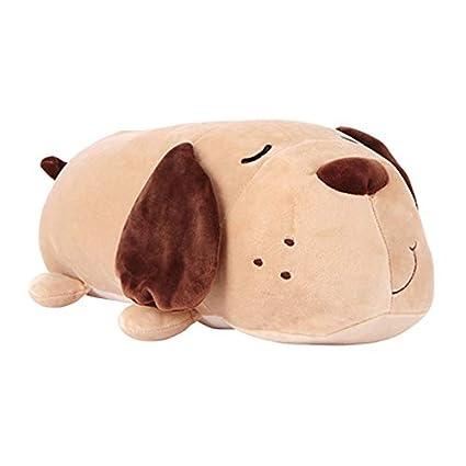 Amazon.com: Miniso - Almohada de peluche para perro, peluche ...