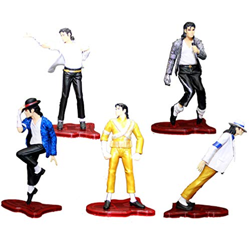 Set of 5 pcs Figure Box Set Michael