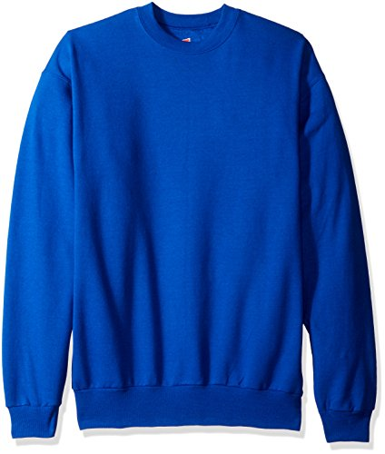 Royal Blue Long Sleeve Pullover - 8