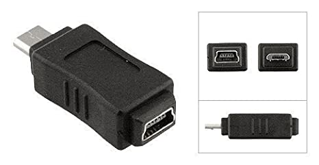 Amazon.com: Compatible for Wacom Intuos Manga Pen & Touch Small CTH480S2-6ft  Mini B Cable+Micro M to Mini B 5-Pin F Adapter: Computers & Accessories