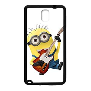 Bulk Price Novelty Cute Cartoon Despicable Me Minions Designer Plastic Case For Samsung Galaxy Note3