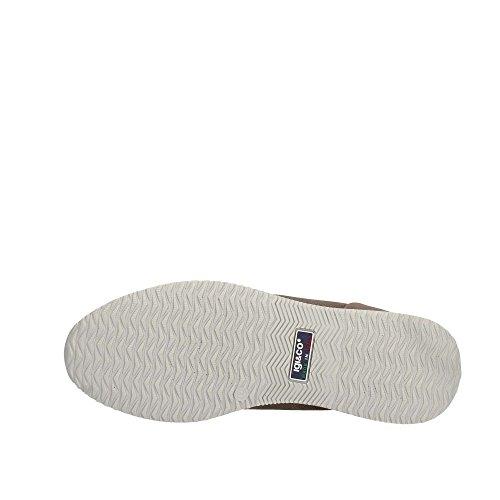 IGI&CO 11188 Grigio Scarpa Uomo Sneaker Pelle Made in Italy Goretex Surround Tienda De Venta Oferta Q382xnmqbg