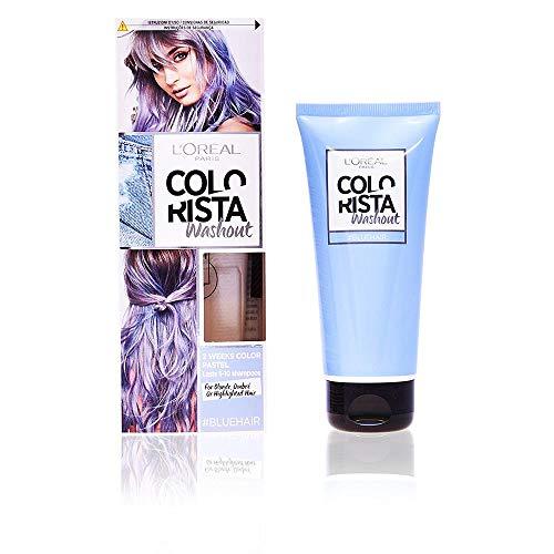 🥇 L'Oréal Paris Colorista Coloración Temporal Colorista Washout – Blue Hair