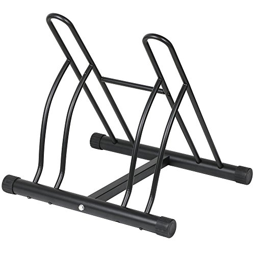 Cheap World Pride 2 Bicycle Park Rack Stand Bike Floor Mount