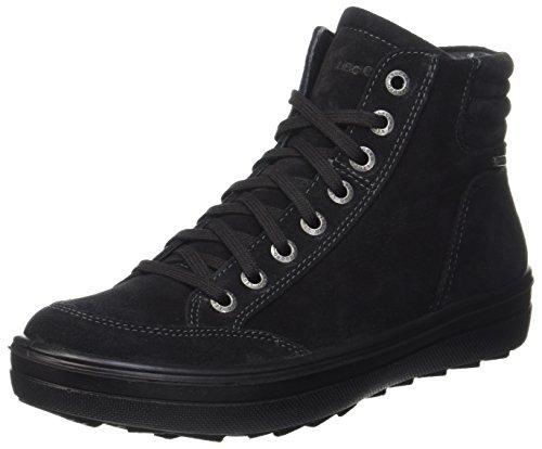 Sneaker Femmes Les Haute Legero Noir Noir combi Mira CSww46q