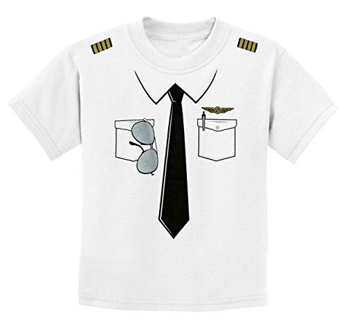 Luso Aviation The Pilot Uniform T-Shirt Youth